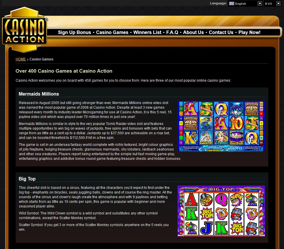 2007 casino code deposit no usa online gambling sites